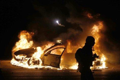 Ferguson flames 3