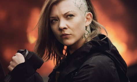 Mockingjay Natalie Dormer 2