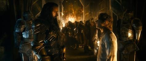 Hobbit Five Armies preparing for battle