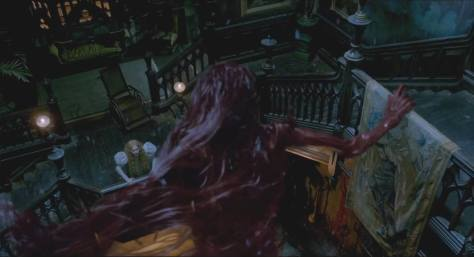 Crimson Peak ghost