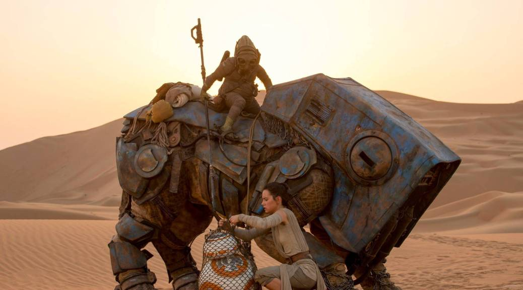 Star Wars 7 Daisy Ridley